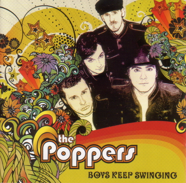 The Poppers - Boys Keep Swinging